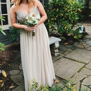 Anthropologie Dresses - BHLDN Aida gown